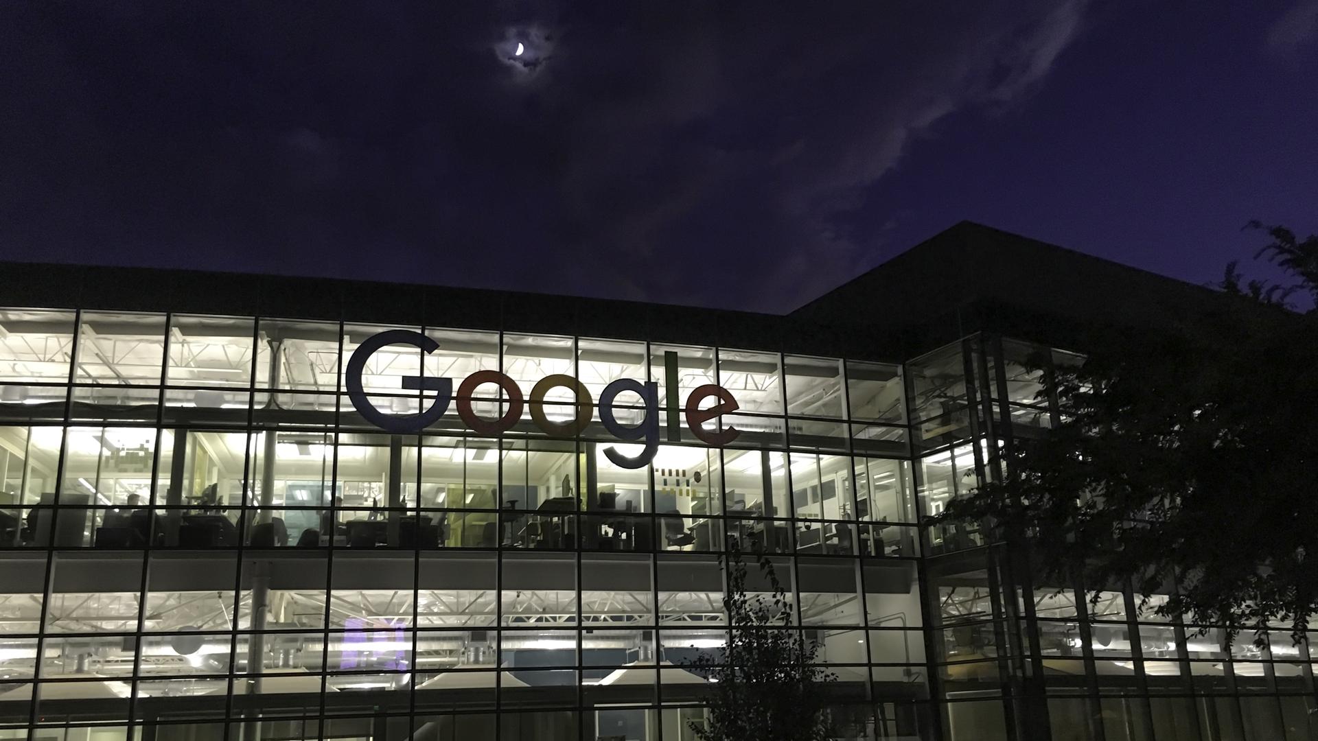 Google nuit